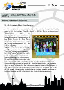 HI Newsletter Juni2019